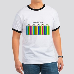 retired Art Teacher 2013 T-Shirt