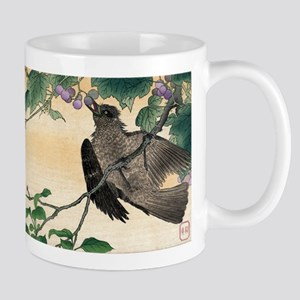 Birds And Flowers - anon - 1900 - woodcut 11 oz Ce