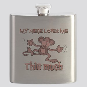 Niece loves me this much Flask