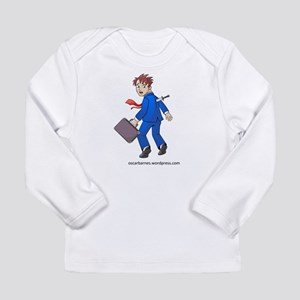 Oscar Barnes (image) Long Sleeve T-Shirt