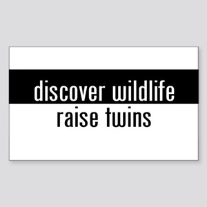 Raise Twins Sticker