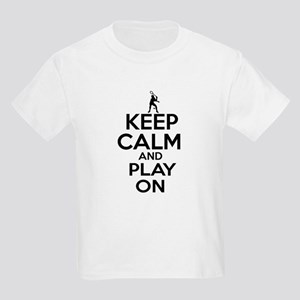 Keep calm and play Squach Kids Light T-Shirt