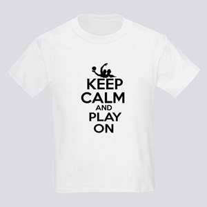 Keep calm and play Water Polo Kids Light T-Shirt