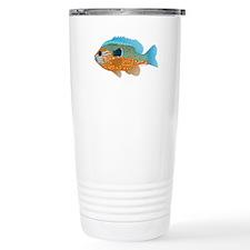 Longear Sunfish fish 2 Travel Mug