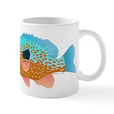 Longear Sunfish fish 2 Mug