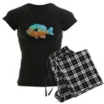 Longear Sunfish fish 2 Pajamas