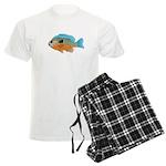 Longear Sunfish fish 2 Pajamas