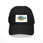 Longear Sunfish fish 2 Baseball Hat