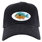 Longear Sunfish fish 2 Baseball Hat