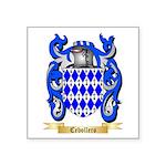 Cebollero Square Sticker 3