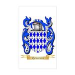 Cebollero Sticker (Rectangle)