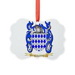 Cebollero Picture Ornament