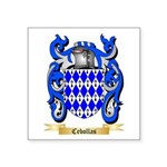 Cebollas Square Sticker 3