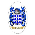 Cebollas Sticker (Oval 50 pk)