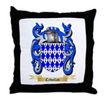 Cebollas Throw Pillow