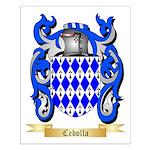 Cebolla Small Poster
