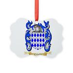 Cebolla Picture Ornament