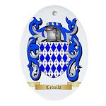 Cebolla Ornament (Oval)