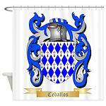 Ceballos Shower Curtain