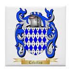 Ceballos Tile Coaster