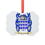 Ceballos Picture Ornament