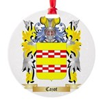 Cazot Round Ornament