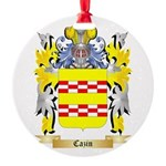 Cazin Round Ornament
