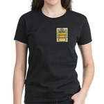 Cazetti Women's Dark T-Shirt