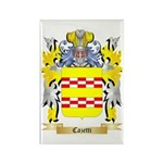 Cazetti Rectangle Magnet (100 pack)