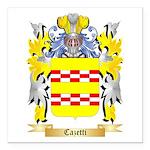 Cazetti Square Car Magnet 3