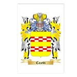 Cazetti Postcards (Package of 8)