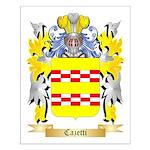 Cazetti Small Poster