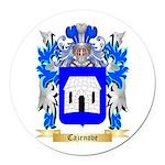 Cazenove Round Car Magnet