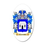 Cazenove 20x12 Oval Wall Decal