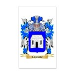 Cazenave 20x12 Wall Decal