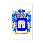 Cazenave 35x21 Wall Decal