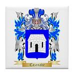 Cazenave Tile Coaster