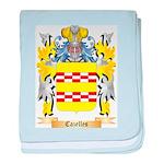 Cazelles baby blanket