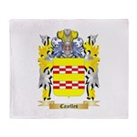 Cazelles Throw Blanket