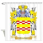 Cazelles Shower Curtain