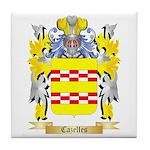 Cazelles Tile Coaster