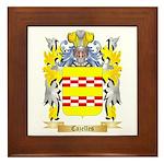 Cazelles Framed Tile