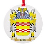 Cazelle Round Ornament