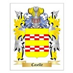 Cazelle Small Poster