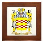 Cazelle Framed Tile