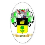Cayzer Sticker (Oval 10 pk)