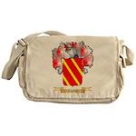 Cayley Messenger Bag