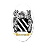 Cawston Oval Car Magnet
