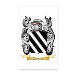 Cawston Rectangle Car Magnet