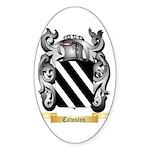 Cawston Sticker (Oval 50 pk)